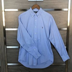 Ralph Lauren Yarmouth Pinpoint Oxford Shirt